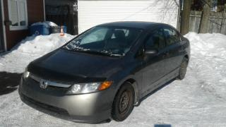 Used 2006 Honda Civic DX for sale in Richelieu, QC