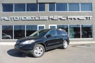 Used 2011 Honda CR-V 4WD -EX - TOIT OUVRANT - 106 000 KM - GARANTIE - for sale in Québec, QC