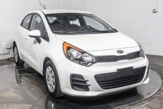 Used 2016 Kia Rio5 A/C BLUETOOTH for sale in Île-Perrot, QC