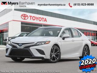 New 2020 Toyota Camry Hybrid SE  - Sport Styling -  Heated Seats - $224 B/W for sale in Ottawa, ON