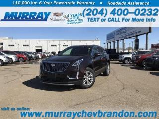 New 2020 Cadillac XT5 Premium Luxury AWD for sale in Brandon, MB