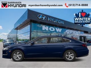 New 2020 Hyundai Sonata Ultimate  - Drives Itself - $253 B/W for sale in Nepean, ON