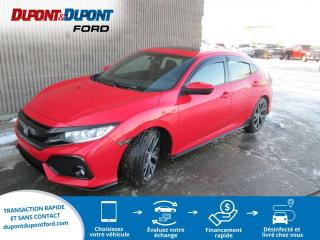 Used 2018 Honda Civic Sport BM for sale in Gatineau, QC