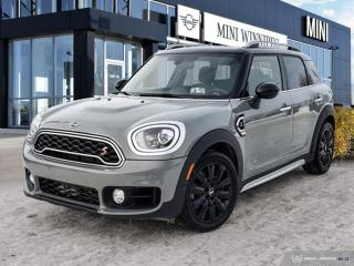 Used 2019 MINI Cooper Countryman Cooper S Premier+! All Wheel Drive! for sale in Winnipeg, MB