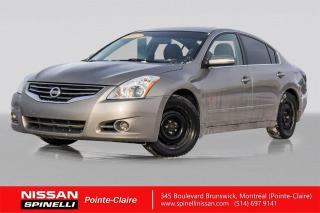 Used 2012 Nissan Altima 2.5 SL CUIR / TOIT OUVRANT / CAMERA DE RECUL / BLUETOOTH for sale in Montréal, QC