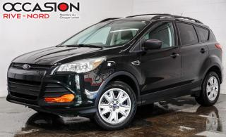 Used 2013 Ford Escape S BLUETOOTH+A/C for sale in Boisbriand, QC