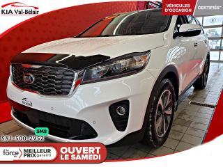 Used 2019 Kia Sorento EX*V6*AWD*CECI EST UN 2020* for sale in Québec, QC