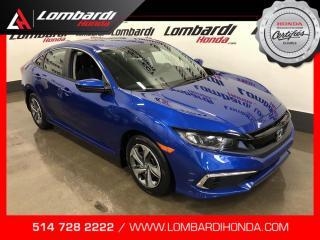 Used 2019 Honda Civic LX|DEMO|AUTOMATIQUE| for sale in Montréal, QC