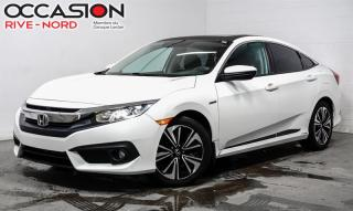 Used 2016 Honda Civic EX MAGS+TOIT.OUVRANT+CAM.RECUL for sale in Boisbriand, QC