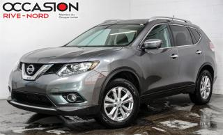 Used 2016 Nissan Rogue SV-AWD-NAVIGATION+TOIT.PANO+CAM.RECUL+MAGS for sale in Boisbriand, QC