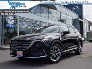 Used 2018 Mazda CX-9 Signature  - Wood Trim -  Navigation for sale in Toronto, ON