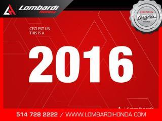 Used 2015 Honda CR-V *CECI EST UN 2016* OFFRE SPECIALE!! for sale in Montréal, QC