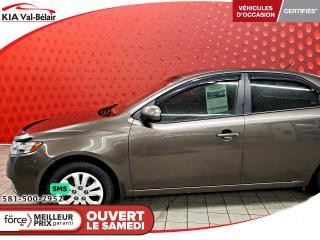 Used 2012 Kia Forte *LX*CECI EST UN 2013* for sale in Québec, QC