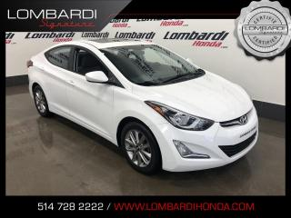 Used 2014 Hyundai Elantra GLS|AUTOMATIQUE|CAM| for sale in Montréal, QC