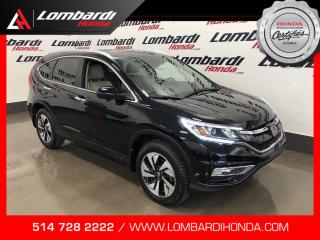 Used 2016 Honda CR-V TOURING|AWD|NAV|CUIR| for sale in Montréal, QC