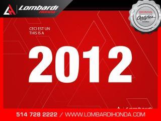 Used 2011 Honda Civic *CECI EST UN 2012* OFFRE SPECIALE!! for sale in Montréal, QC