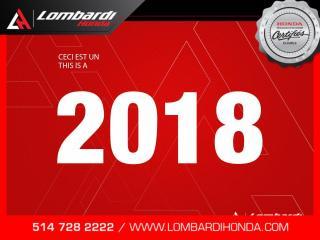 Used 2017 Honda Civic *CECI EST UN 2018* OFFRE SPECIALE!! for sale in Montréal, QC