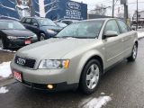 Used 2004 Audi A4 1.8T for sale in Scarborough, ON