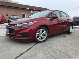 Used 2017 Chevrolet Cruze LT for sale in Bradford, ON