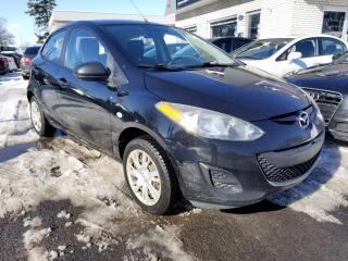 Used 2011 Mazda MAZDA2 GX bicorps manuelle 4 portes for sale in Longueuil, QC