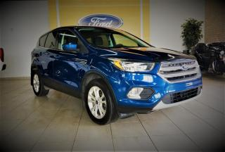Used 2017 Ford Escape SE - SIEGES CHAUFFANTS - GARANTIE for sale in Drummondville, QC