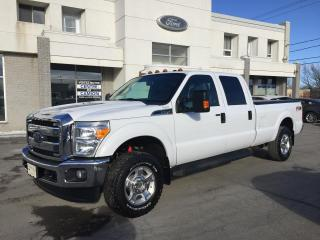Used 2015 Ford F-250 4 RM, Cabine multiplaces 172 po, XLT for sale in Drummondville, QC