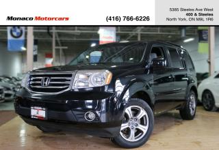 Used 2015 Honda Pilot 4WD SE - SUNROOF|DVD PLAYER|BACKUP|2xRIMS&TIRES for sale in North York, ON