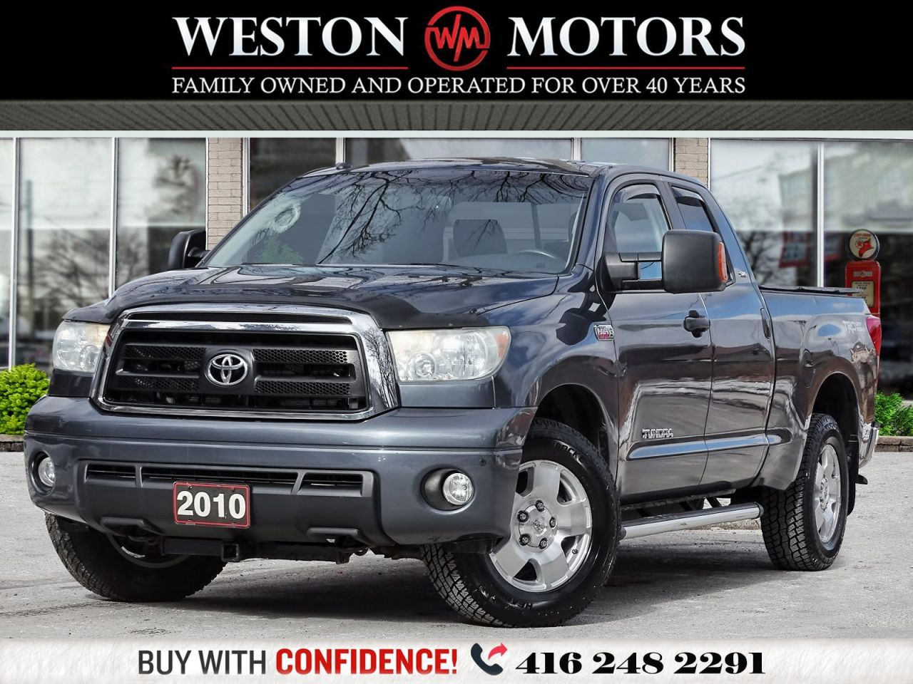 2010 Toyota Tundra SR5*TRD*V8*4X4*CREWCAB*PICTURES COMING SOON!*