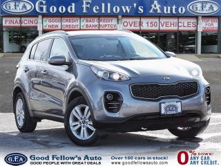 Used 2018 Kia Sportage LX MODEL, 2.4L 4CYL, AWD, REARVIEW CAMERA for sale in Toronto, ON