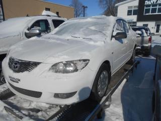 Used 2004 Mazda MAZDA3 Berline 4 portes GS for sale in Sorel-Tracy, QC