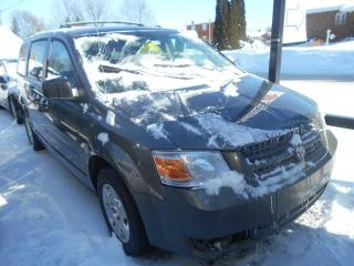 Used 2010 Dodge Grand Caravan Familiale 4 portes SE for sale in Sorel-Tracy, QC