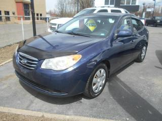 Used 2010 Hyundai Elantra Berline 4 portes, boîte automatique, GL for sale in Sorel-Tracy, QC