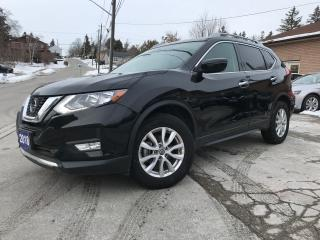 Used 2018 Nissan Rogue SV for sale in Bradford, ON