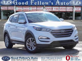 Used 2016 Hyundai Tucson PREMIUM PKG, PARKING ASSIST REAR, REARVIEW CAMERA for sale in Toronto, ON
