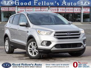 Used 2017 Ford Escape SE MODEL, 1.5 L, REARVIEW CAMERA, POWER SEATS for sale in Toronto, ON