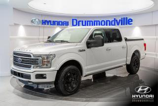 Used 2019 Ford F-150 LIMITED 3.5 ECOBOOST + GARANTIE + WOW ! for sale in Drummondville, QC