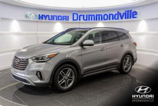 Used 2017 Hyundai Santa Fe XL LIMITED AWD + GARANTIE + NAVI + TOIT !! for sale in Drummondville, QC