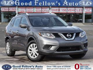 Used 2016 Nissan Rogue S MODEL, 4CYL 2.5L, REARVIEW CAMERA for sale in Toronto, ON