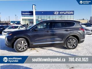 New 2020 Hyundai Santa Fe Preferred - 2.4L Bluelink, Blindspot Monitors, Push Button, Lane Keep Assist, Reverse Sensors for sale in Edmonton, AB