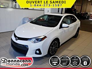 Used 2014 Honda Civic SI *CECI EST UNE COROLLA S* for sale in Donnacona, QC