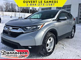 Used 2017 Honda CR-V EX AWD *GARANTIE 10 ANS / 200 000 KM* for sale in Donnacona, QC