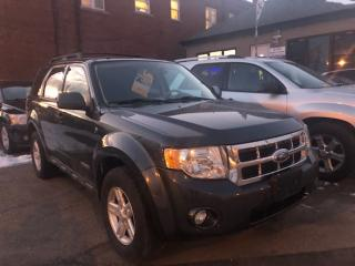 Used 2008 Ford Escape HYBRID for sale in Scarborough, ON