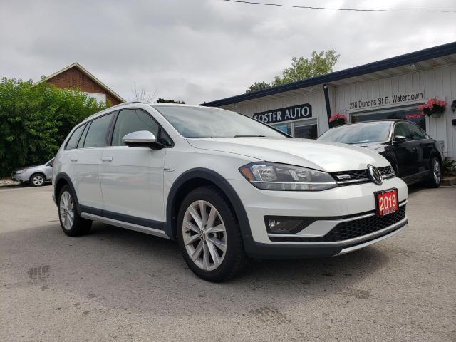 2019 Volkswagen Golf Sportwagen Alltrack Highline
