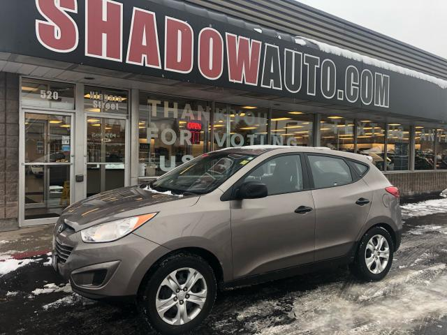 2011 Hyundai Tucson WOW ONLY 33,776 KM!!!-GREAT CAR-VOTED #1 DEALER