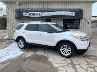 Used 2013 Ford Explorer XLT for sale in Mount Brydges, ON