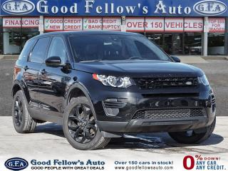 Used 2016 Land Rover Discovery Sport SPORT SE, 7 PASSENGER, LEATHER & POWER SEATS, NAVI for sale in Toronto, ON