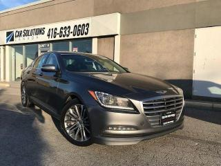 Used 2015 Hyundai Genesis 3.6/V6-NAVI-LEATHER-CAMERA for sale in Toronto, ON