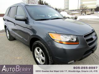 Used 2009 Hyundai Santa Fe GL - AWD - 3.3L for sale in Woodbridge, ON