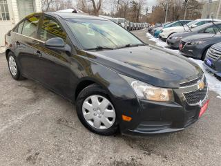 Used 2011 Chevrolet Cruze LT/ TURBO/ PWR GROUP/ BLUETOOTH/ CRUISE & MORE! for sale in Scarborough, ON