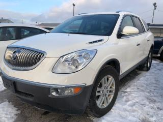Used 2008 Buick Enclave CX for sale in Pickering, ON